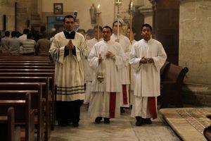 Ordenación sacerdotal en Catedral de Mérida