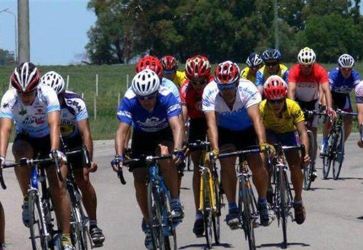 Los ciclistas en Yucatán podrán contar con un espacio seguro para hacer ejercicio.(SIPSE)