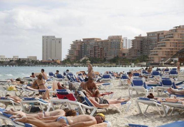 El crecimiento que ha registrado la venta de paquetes a Quintana Roo se debe al posicionamiento que tienen las marcas de los destinos. (Archivo/SIPSE)