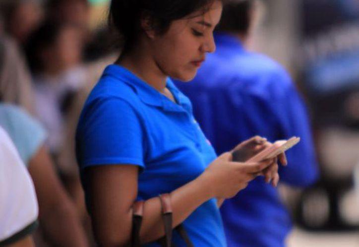 Crece el comercio en las redes. (Foto: MIlenio Novedades)