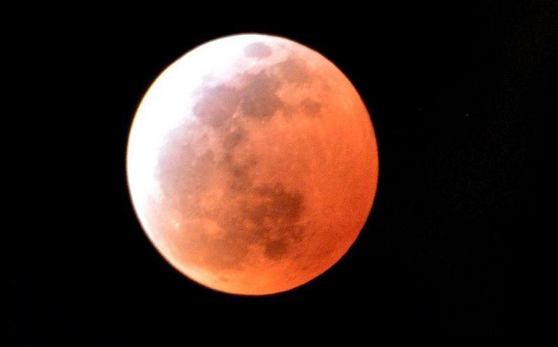 En julio se presenciará el eclipse lunar ¡más largo del siglo!