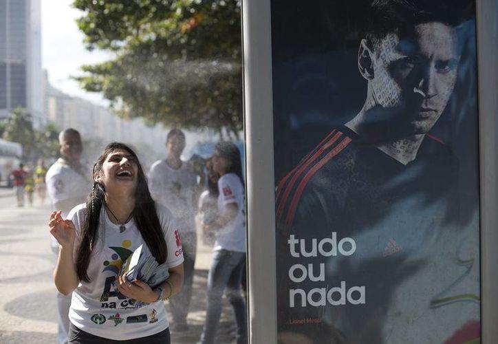 En Brasil 2014, Lionel Messino sólo incrementó su cuenta personal de goleo, también le ha dado a la selección de Argentina la ilusión de trascender en esta Copa. (AP)