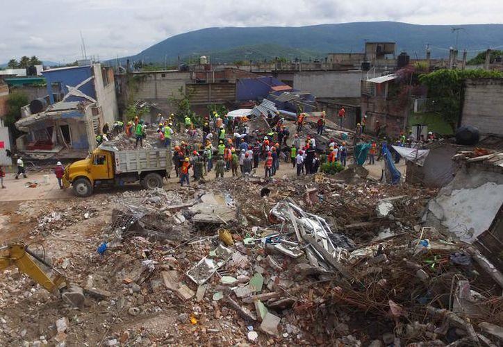 Después del terremoto ocurrido el pasado 19 de septiembre,  se propusieron medidas para ayudar a los afectados. (Redacción/SIPSE)