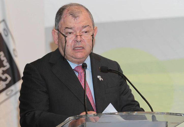 El presidente del TSJDF, Édgar Elías Azar, dijo que se requieren jueces que sepan improvisar. (Foto: Archivo/Notimex)