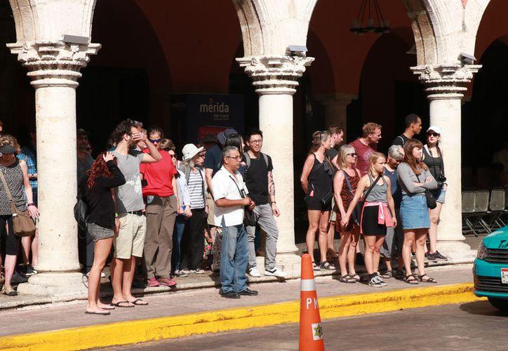 Prevén el arribo a Yucatán de entre 400 y 450 mil visitantes. (Novedades Yucatán)