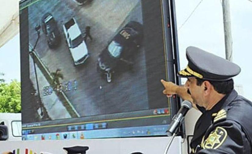El objetivo de las modificaciones a la Ley de videovigilancia en Yucatán, es fortalecer la seguridad en puntos que donde existe mayor índice de delitos. (Milenio Novedades)