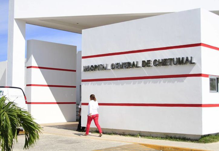 El Seguro Popular dentro del Hospital General de Chetumal sólo cubre el 50% del Catálogo Universal de Servicios de Salud. (Harold Alcocer/SIPSE)