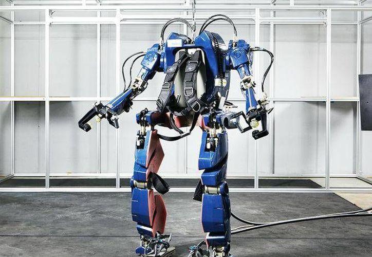 H-LEX facilitaría las tareas en la industria manufacturera. (Hyundai)