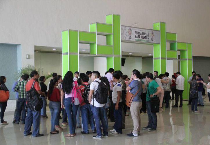 La Expo Feria del Empleo, que se realizará en el Centro de Convenciones Siglo XXI, es una de las actividades que en estos días realizará la Sejuve. (Foto cortesía del Ayuntamiento de Mérida)