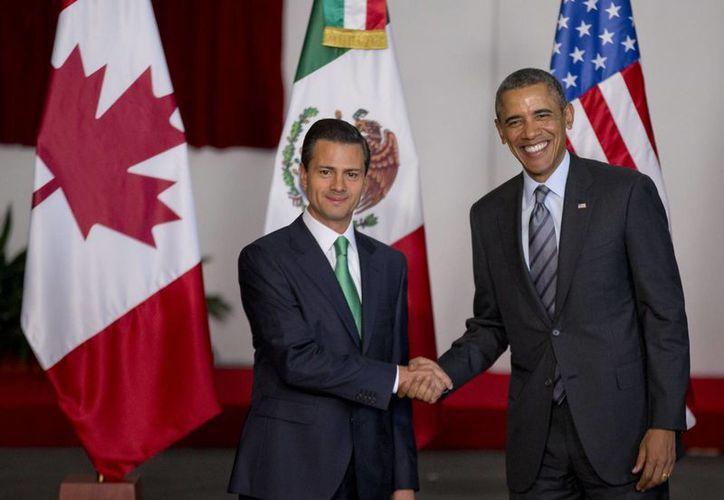 Según funcionarios de la Casa Blanca, Obama reconocerá a Peña Nieto por su esfuerzo en favor de la transparencia. (Archivo/The Associated Press)