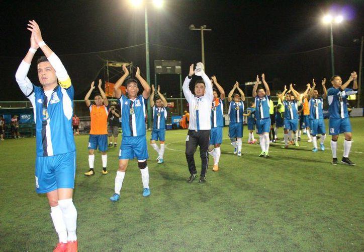 Los equipos jugaron el último partido de la ronda regular. (Raúl Caballero/SIPSE)