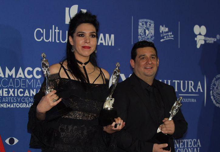 """El filme """"La 4° Compañía"""" arrasó con al menos 10 premios. (Foto: Notimex)"""