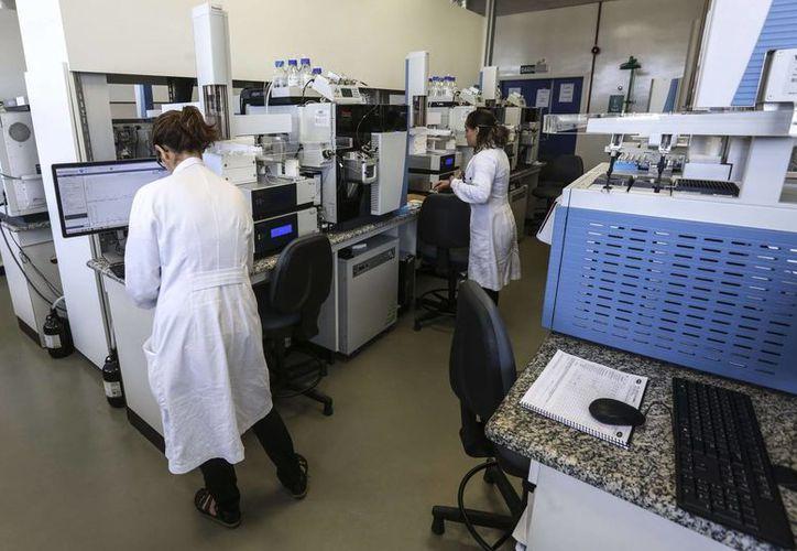 Ante la suspensión del único laboratorio brasileño (foto) para Juegos Olímpicos, al parecer el que se utilizará durante la competencia está en Bogotá, Colombia. (EFE)