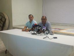 Candidato del PRD Jorge Zavala reconoce que tendencias no le favorecen