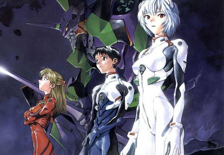 Al inicio del evento se proyectará la película 'Evangelion 2.0'. (Foto de Contexto/Internet)