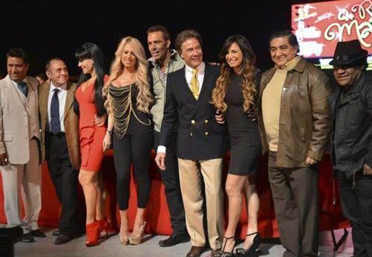 """Actores de primer nivel integran el electo de """"Qué rico es el mambo"""". (Milenio Novedades)"""