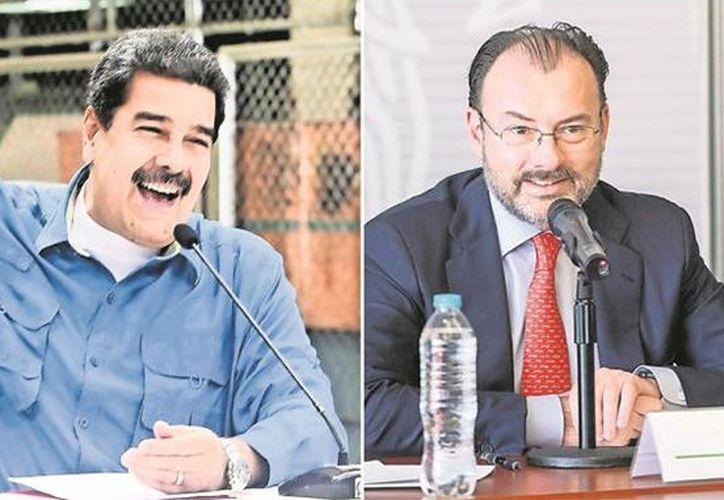 México mantendrá relaciones con Venezuela y que la embajadora Eréndira Araceli Paz Campos permanecerá en ese país pese a los recientes insultos del presidente Nicolás Maduro. (Contexto/Internet)