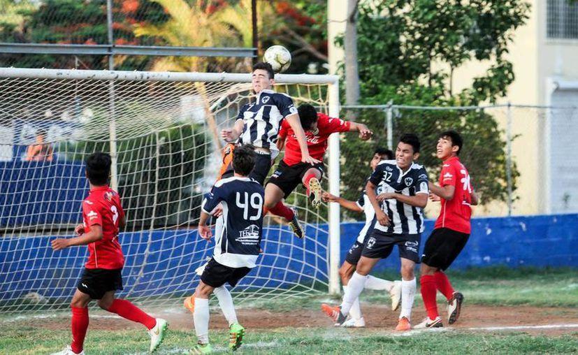 El partido de vuelta será el próximo sábado en las instalaciones de la Unidad Deportiva Tamanché.(Amílcar Rodríguez/Milenio Novedades)