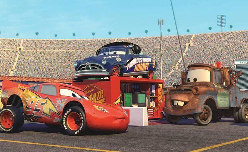 La tercera parte de Cars se estrenará en junio próximo. (Facebook/ Cars)