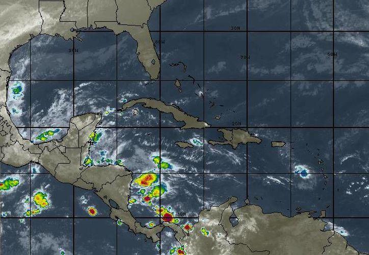En Cancún pronostican lluvias durante el día. (Redacción/SIPSE)
