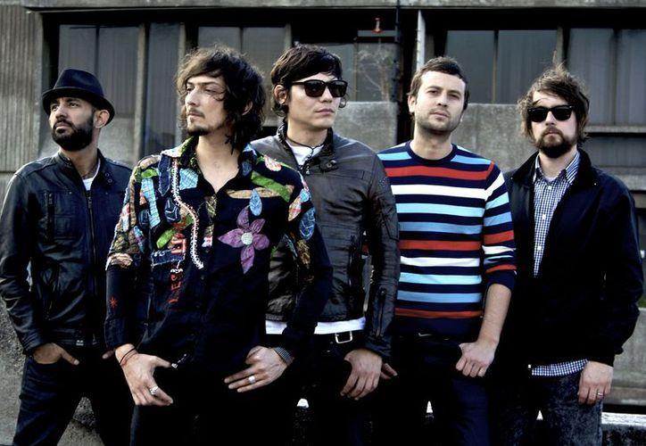 La banda creó 10 tracks instrumentales de los que se desprende el largometraje. (Foto: Seitrack US)