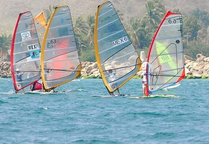 Mañana inicia torneo de tabla vela en la Riviera Nayarit. (SIPSE)