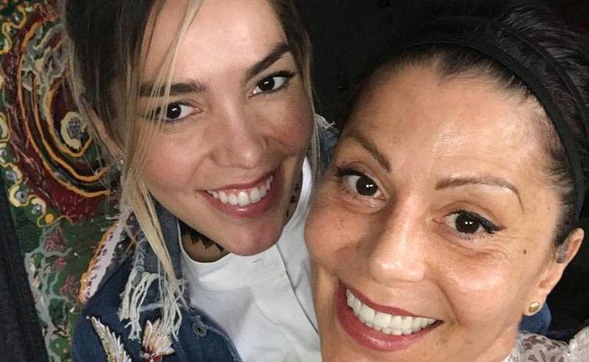 Luego de semanas de conflicto con su hija, Alejandra Guzmán fue víctima de la delincuencia durante el fin de semana. (Facebook/@laguzmanoficial)