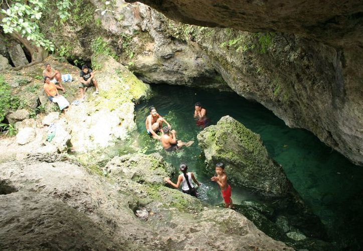 Las atracciones promovidas en Mundo Maya generaron mayor turismo en la zona. (Jesús Tijerina/SIPSE)