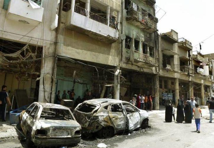 No se determinó el número de heridos por las explosiones. (Archivo/Agencias)