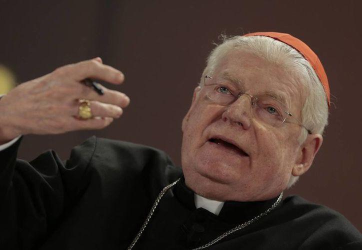 El cardenal Angelo Scola, arzobispo de Milán, podría ser el sucesor del Papa. (AP)