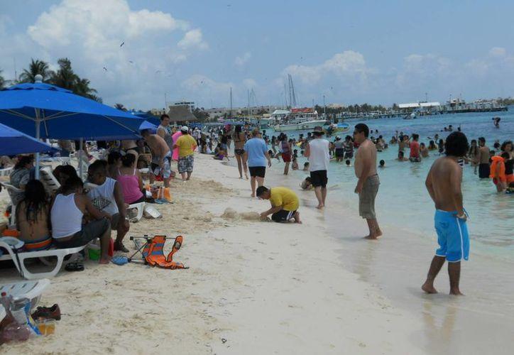 El hecho de que el Tianguis Turístico se realice en Quintana Roo, representa una gran oportunidad para la Isla. (Lanrry Parra/SIPSE)
