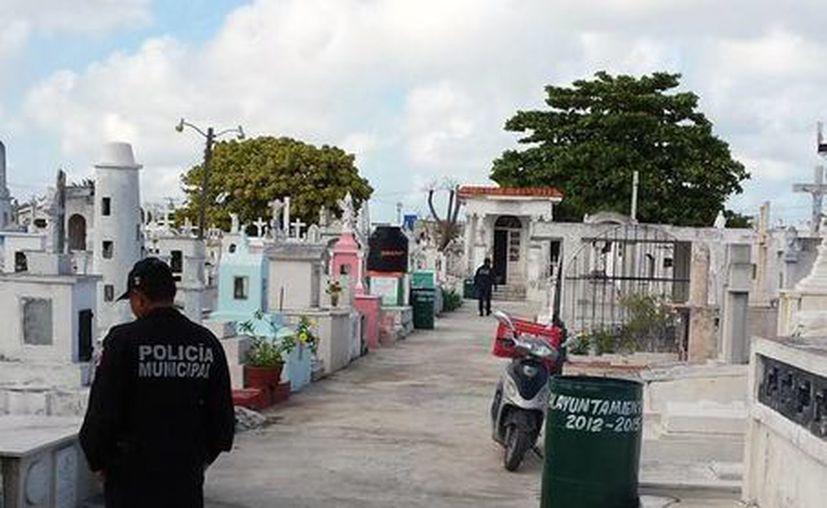 La visita a los cementerios se realizará con buen tiempo, según pronósticos de la Conagua. (SIPSE)