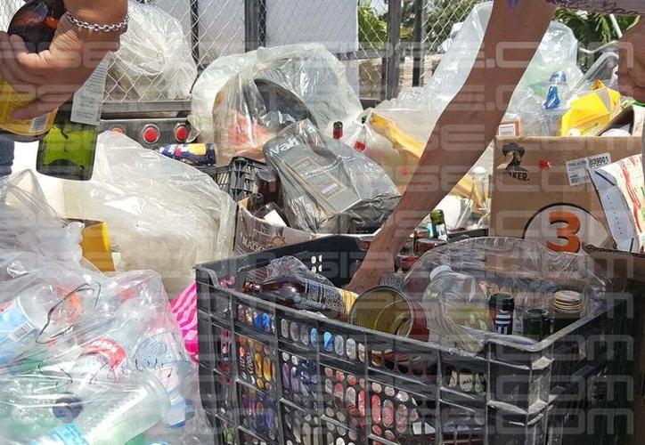 """Estos son los días en los que se celebrará el """"Reciclatón 2018"""".  (Archivo/SIPSE)"""