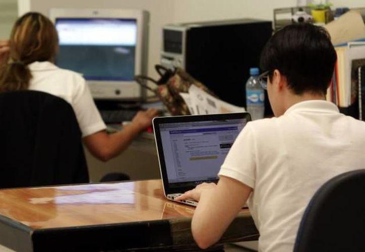 Se calcula que en Yucatán hay 350 mil personas de la generación millennial.  (Foto: Archivo/ Milenio Novedades)