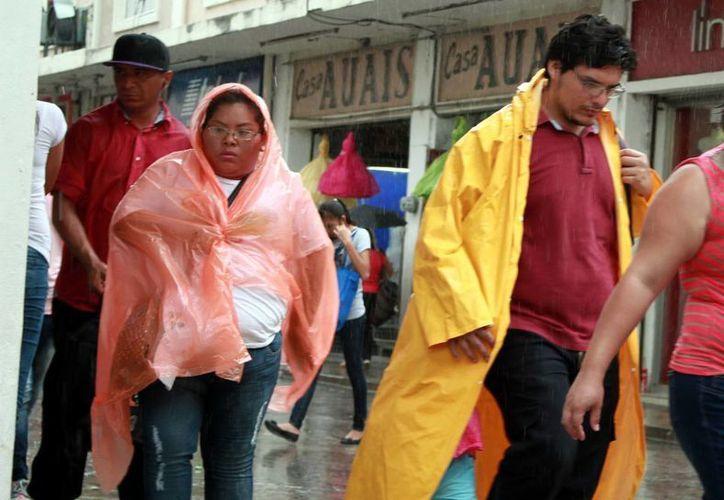 La entrada de aire húmedo a la región favorecerá lluvias durante el fin de semana. (Archivo/ Milenio Novedades)