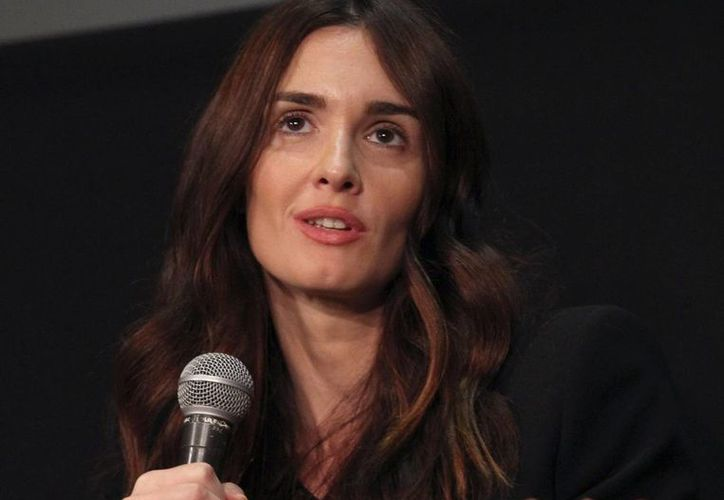 """En """"Espectro"""", Paz Vega encarnó a una vidente, cuyo personaje le fue muy exigente. (Notimex)"""