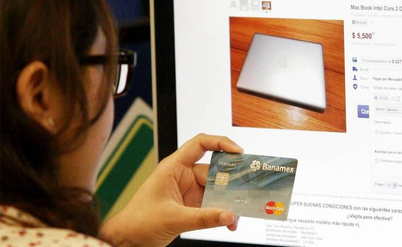 Comprar en internet representa el riesgo de ser víctima de fraude, sin embargo, siguiendo algunos consejos básicos se puede evitar caer en estas situaciones. (Archivo/SIPSE)