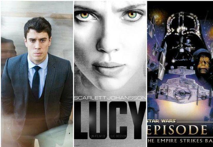 'Black Mirror', 'Lucy' y 'Star Wars' son algunas de las nuevas sorpresas que trae la plataforma digital en este mes que inicia. (Milenio Digital)