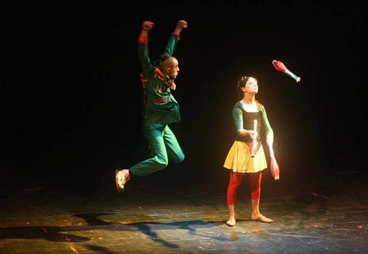 Mandrágora Circo y Teatro se encuentra en estos momentos en Quintana Roo, visitando Cancún, Puerto Morelos, Cozumel, Playa del Carmen, Tulum y Bacalar. (Redacción/SIPSE)