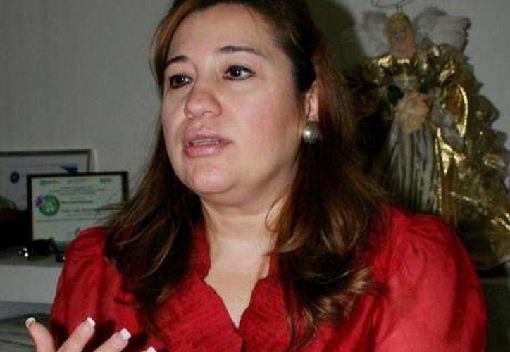 La fiscal del Estado, Celia Rivas Rodríguez. (Milenio Novedades)