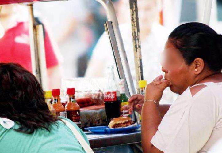 Los altos índices de obesidad en el Estado son factor de riesgo para la diabetes. (Foto: Milenio Novedades)