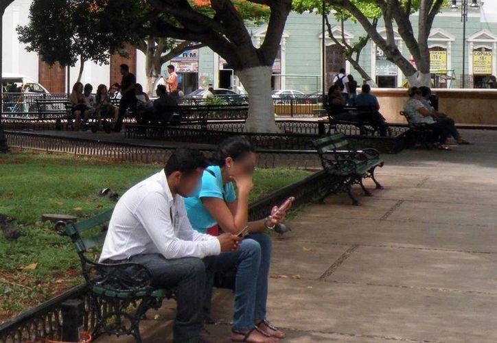 El Ayuntamiento de Mérida tiene como meta conectar a internet 400 parques durante la actual administración. Hoy, el récord es de 110 espacios públicos. (Milenio Novedades)