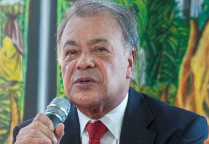 Alberto Anaya exhortó a las bancadas de los otros partidos a votar mañana en contra de esta ley. (Foto: Milenio)