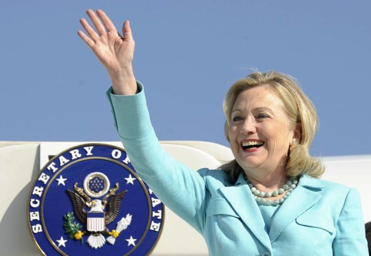 Hillary Clinton realizará su primer acto de campaña el martes en el estado de Iowa. (Agencias)