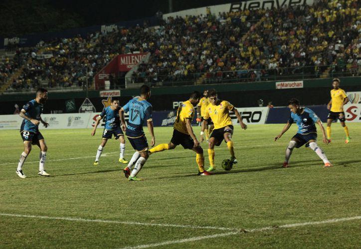 Los Venados hilan su cuarto empate al hilo. (J. Acosta/ Milenio Novedades)