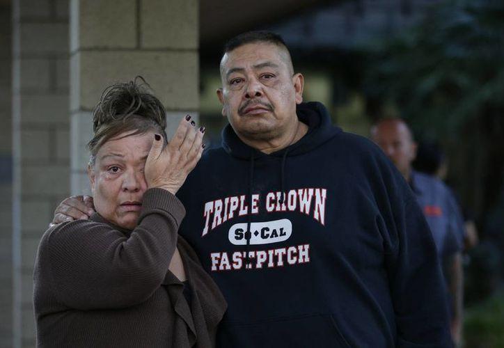 Hasta el momento se desconocen los móviles del atentado a un centro de rehabilitación del condado de San Bernardino, California. (AP)