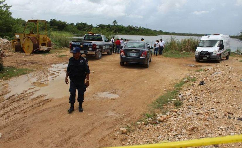 En esta área, la cual ya se considera como peligrosa se han localizado por lo menos dos cadáveres. (Redacción/SIPSE)