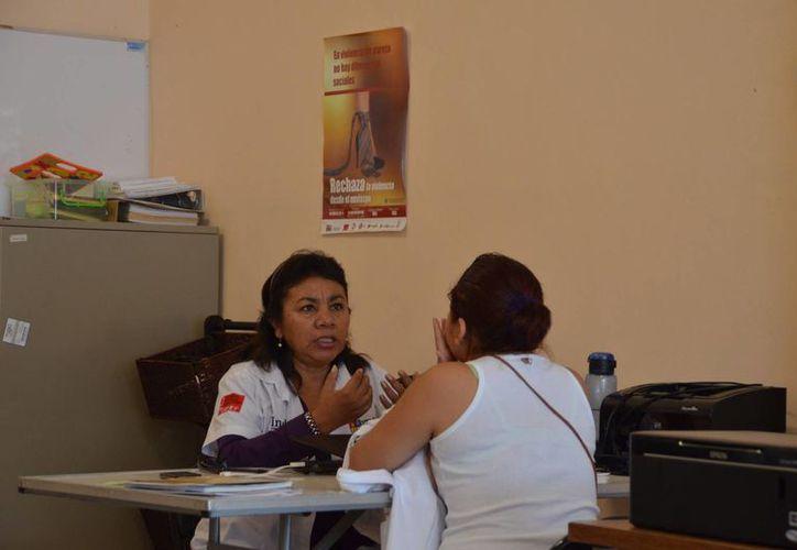 Las mujeres afectadas tienen miedo de denunciar a su agresor. (Yenny Gaona/SIPSE)