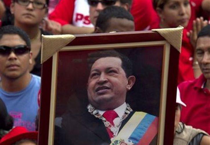 Los dominicanos dijeron estar muy agradecidos con Chávez. (Archivo/AP)