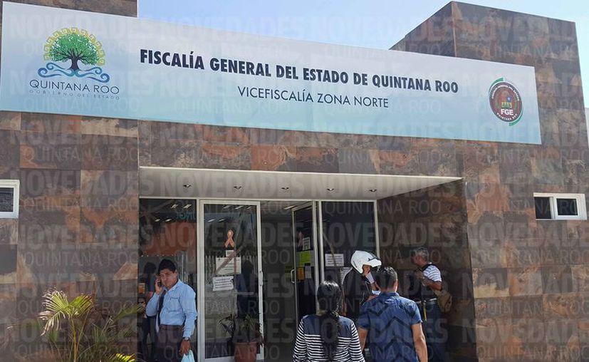 La denuncia fue presentada ante la Fiscalía General del Estado. (Jesús Tijerina/SIPSE)